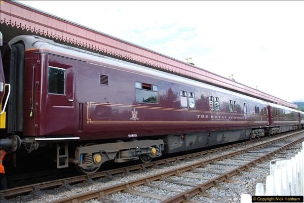 2017-08-24 The Royal Scotsman on the Strathspey Railway.  (15)214