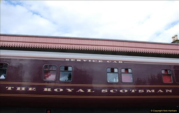 2017-08-24 The Royal Scotsman on the Strathspey Railway.  (16)215