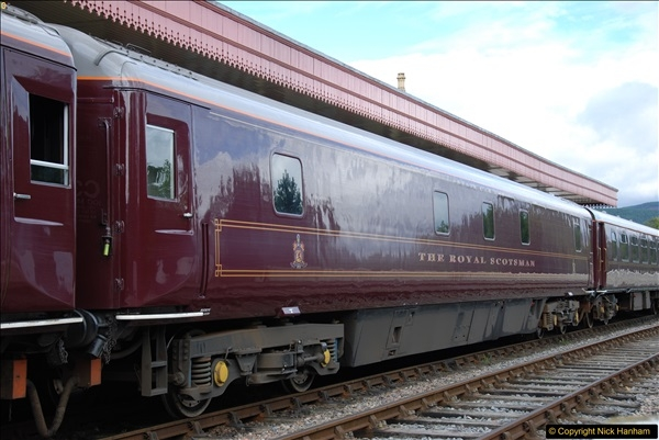 2017-08-24 The Royal Scotsman on the Strathspey Railway.  (17)216