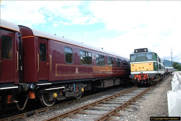 2017-08-24 The Royal Scotsman on the Strathspey Railway.  (21)220