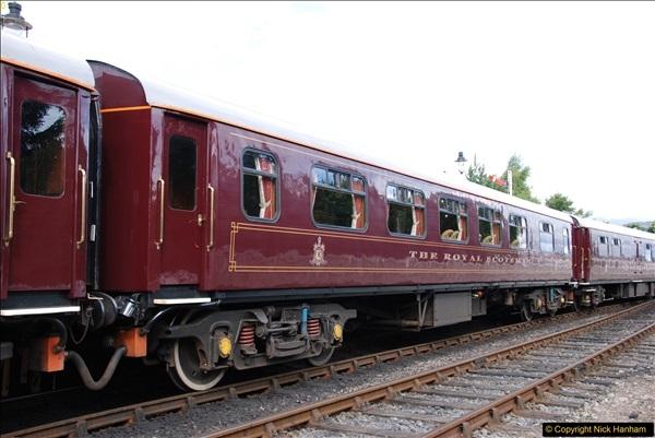 2017-08-24 The Royal Scotsman on the Strathspey Railway.  (26)225