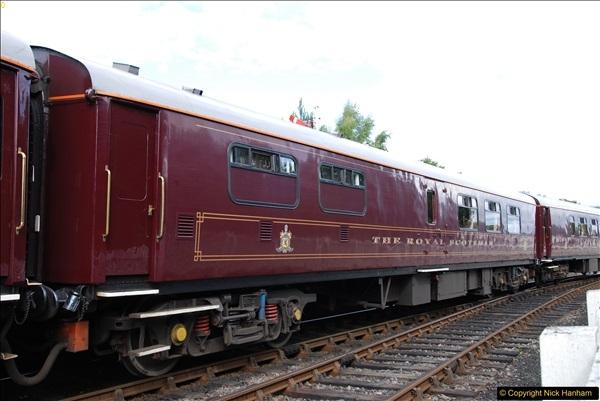 2017-08-24 The Royal Scotsman on the Strathspey Railway.  (27)226