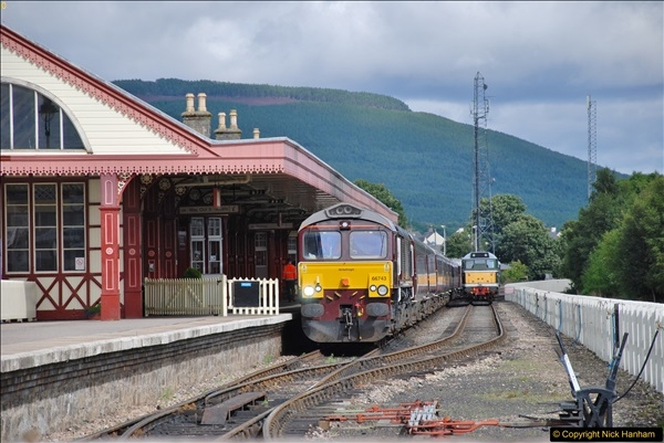 2017-08-24 The Royal Scotsman on the Strathspey Railway.  (36)235