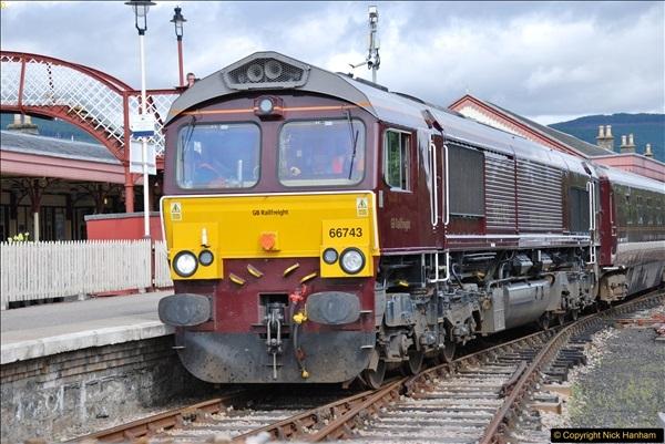 2017-08-24 The Royal Scotsman on the Strathspey Railway.  (38)237