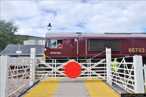 2017-08-24 The Royal Scotsman on the Strathspey Railway.  (39)238