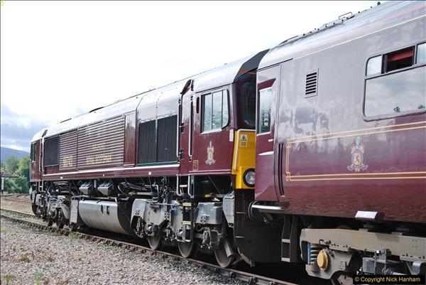 2017-08-24 The Royal Scotsman on the Strathspey Railway.  (42)241