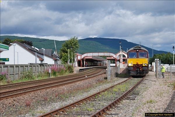 2017-08-24 The Royal Scotsman on the Strathspey Railway.  (47)246