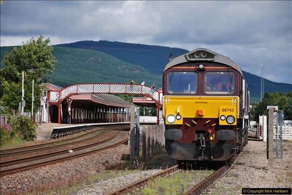 2017-08-24 The Royal Scotsman on the Strathspey Railway.  (50)249