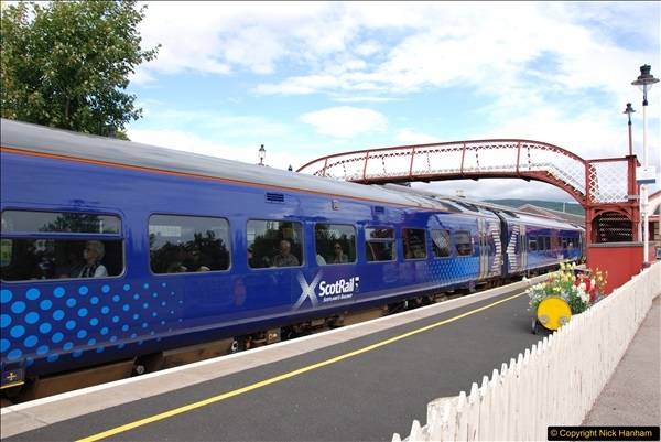 2017-08-24 The Royal Scotsman on the Strathspey Railway.  (6)205