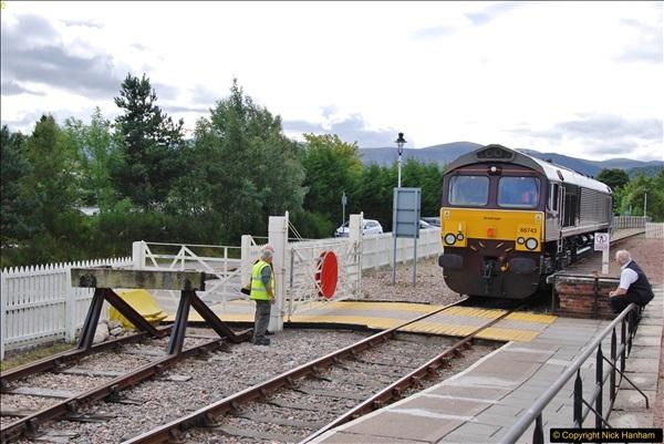 2017-08-24 The Royal Scotsman on the Strathspey Railway.  (7)206