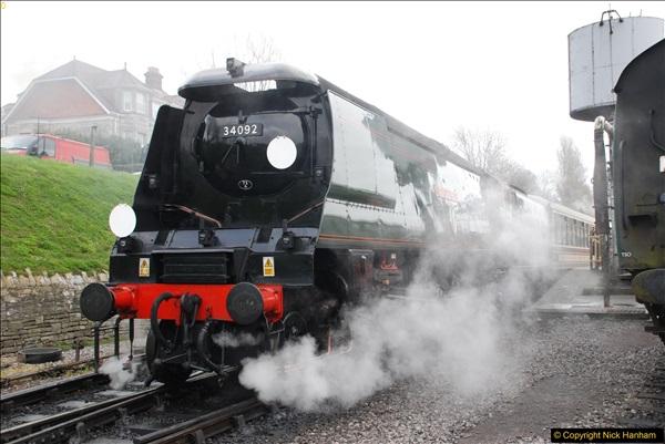 2017-03-31 The Swanage Railway Strictly Bulleid Gala.  (100)100