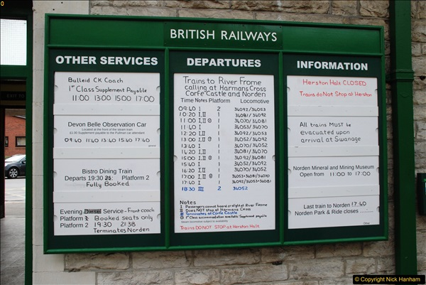 2017-03-31 The Swanage Railway Strictly Bulleid Gala.  (110)110