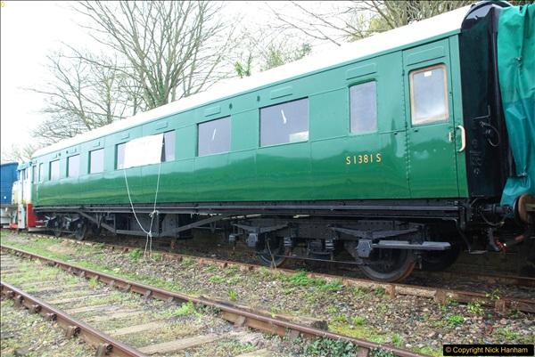 2017-03-31 The Swanage Railway Strictly Bulleid Gala.  (121)121