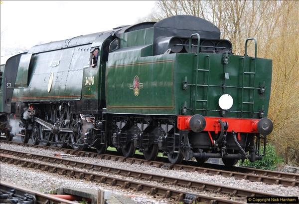 2017-03-31 The Swanage Railway Strictly Bulleid Gala.  (126)126