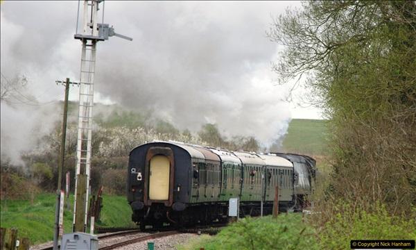 2017-03-31 The Swanage Railway Strictly Bulleid Gala.  (128)128