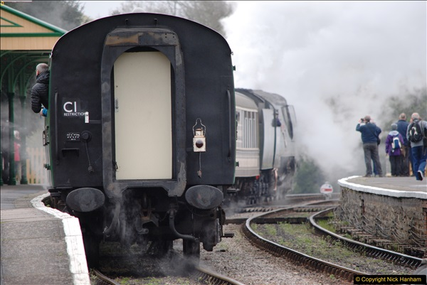 2017-03-31 The Swanage Railway Strictly Bulleid Gala.  (129)129