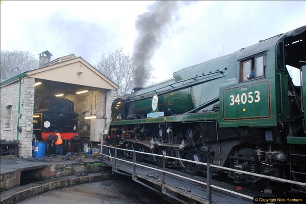 2017-03-31 The Swanage Railway Strictly Bulleid Gala.  (13)013