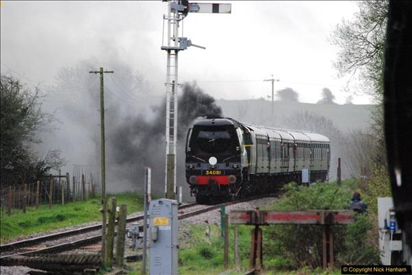 2017-03-31 The Swanage Railway Strictly Bulleid Gala.  (131)131