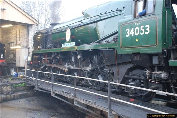 2017-03-31 The Swanage Railway Strictly Bulleid Gala.  (14)014