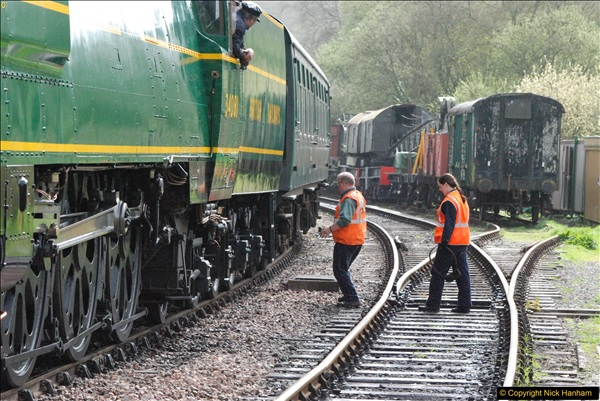 2017-03-31 The Swanage Railway Strictly Bulleid Gala.  (148)148