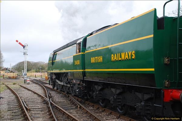 2017-03-31 The Swanage Railway Strictly Bulleid Gala.  (149)149