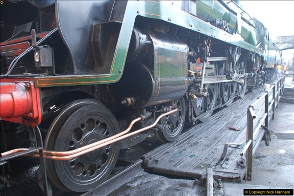 2017-03-31 The Swanage Railway Strictly Bulleid Gala.  (15)015