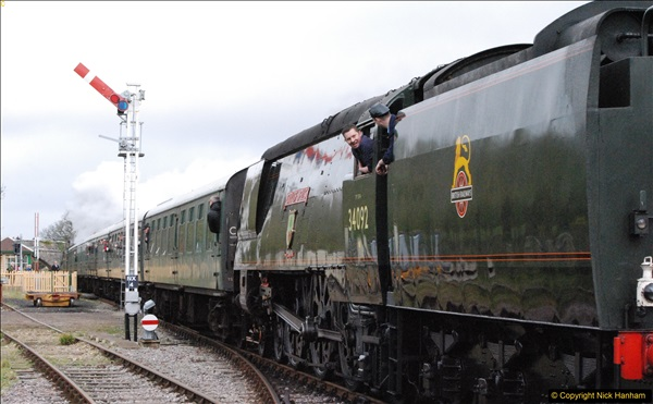 2017-03-31 The Swanage Railway Strictly Bulleid Gala.  (152)152