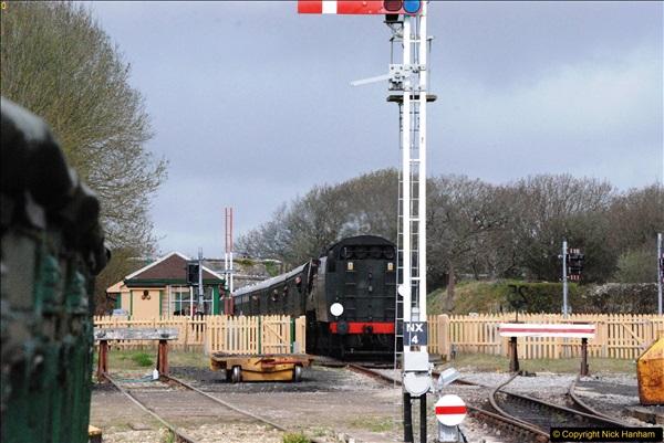 2017-03-31 The Swanage Railway Strictly Bulleid Gala.  (156)156