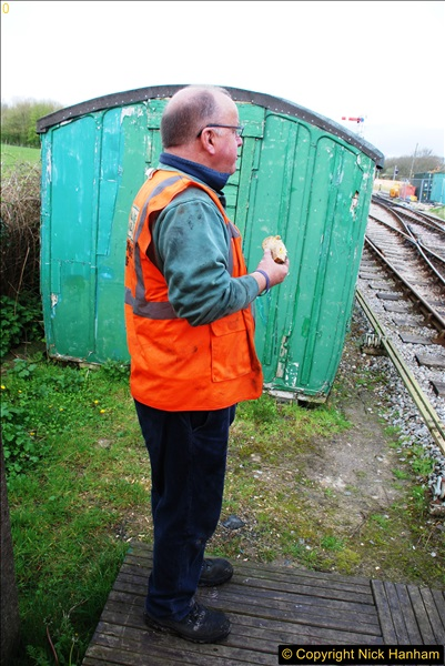 2017-03-31 The Swanage Railway Strictly Bulleid Gala.  (158)158