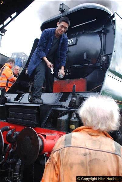 2017-03-31 The Swanage Railway Strictly Bulleid Gala.  (16)016
