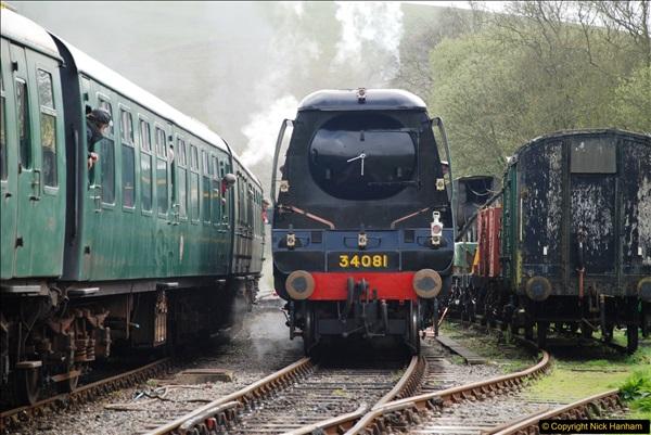 2017-03-31 The Swanage Railway Strictly Bulleid Gala.  (165)165