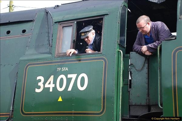 2017-03-31 The Swanage Railway Strictly Bulleid Gala.  (175)175