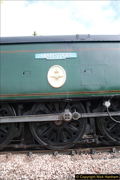 2017-03-31 The Swanage Railway Strictly Bulleid Gala.  (176)176