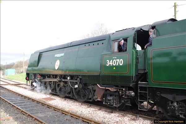 2017-03-31 The Swanage Railway Strictly Bulleid Gala.  (179)179