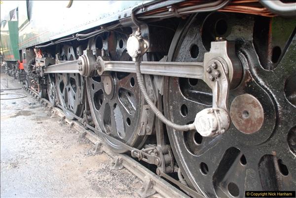 2017-03-31 The Swanage Railway Strictly Bulleid Gala.  (19)019