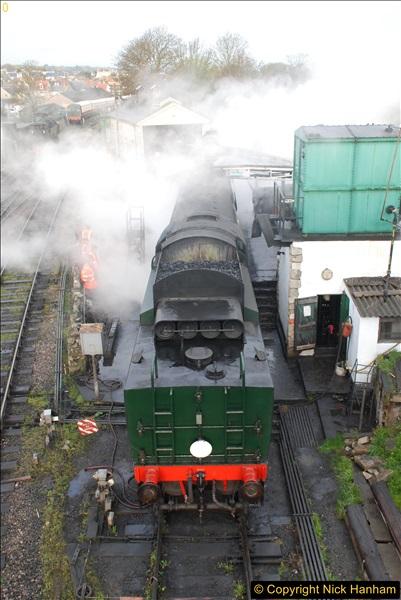 2017-03-31 The Swanage Railway Strictly Bulleid Gala.  (2)002