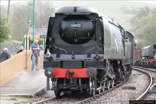 2017-03-31 The Swanage Railway Strictly Bulleid Gala.  (200)200