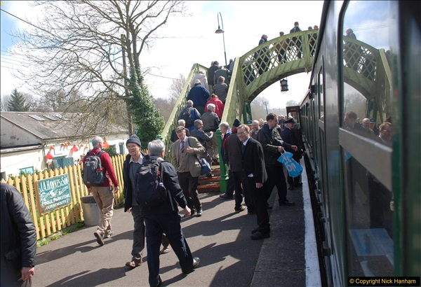 2017-03-31 The Swanage Railway Strictly Bulleid Gala.  (208)208