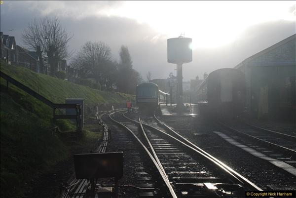 2017-03-31 The Swanage Railway Strictly Bulleid Gala.  (23)023
