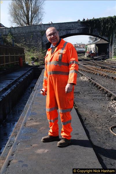 2017-03-31 The Swanage Railway Strictly Bulleid Gala.  (241)241
