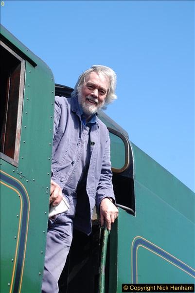 2017-03-31 The Swanage Railway Strictly Bulleid Gala.  (249)249