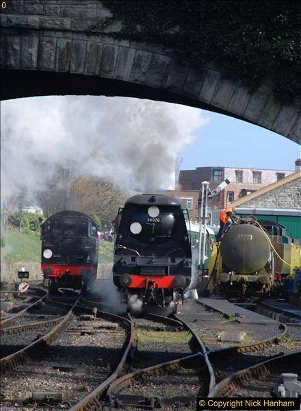 2017-03-31 The Swanage Railway Strictly Bulleid Gala.  (257)257