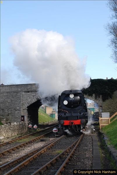 2017-03-31 The Swanage Railway Strictly Bulleid Gala.  (259)259