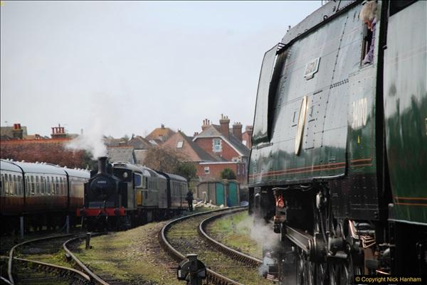 2017-03-31 The Swanage Railway Strictly Bulleid Gala.  (263)263