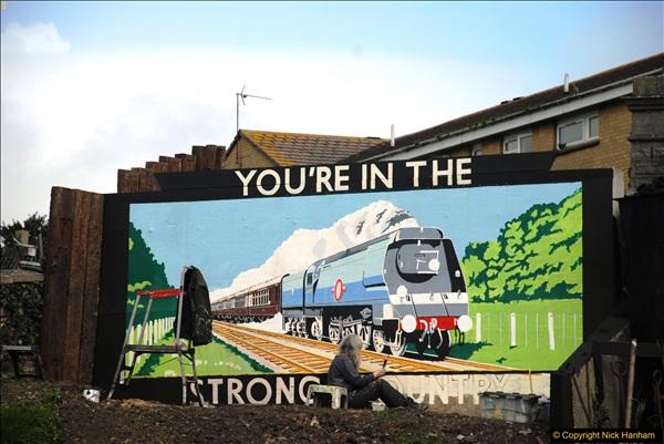2017-03-31 The Swanage Railway Strictly Bulleid Gala.  (274)274