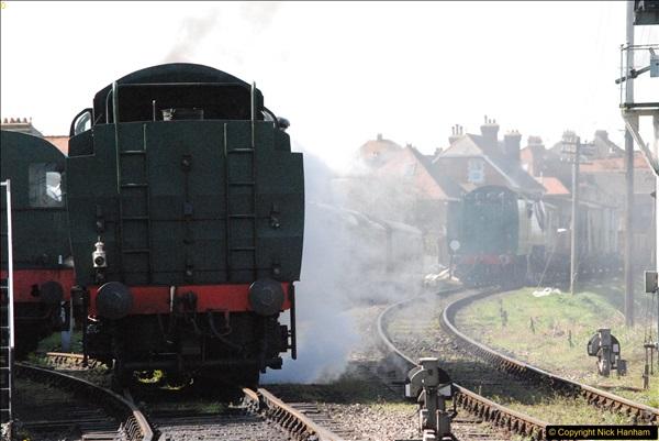 2017-03-31 The Swanage Railway Strictly Bulleid Gala.  (281)281