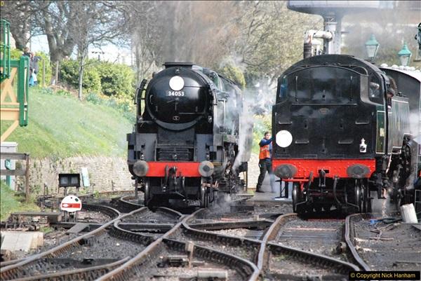 2017-03-31 The Swanage Railway Strictly Bulleid Gala.  (297)297