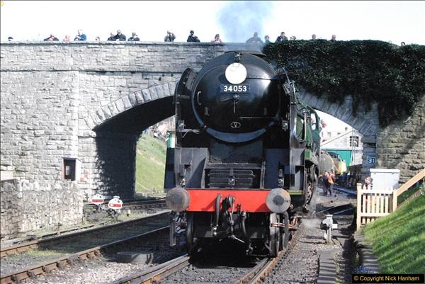 2017-03-31 The Swanage Railway Strictly Bulleid Gala.  (298)298