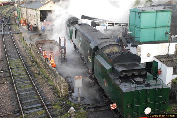 2017-03-31 The Swanage Railway Strictly Bulleid Gala.  (3)003