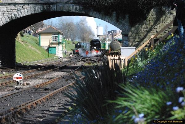 2017-03-31 The Swanage Railway Strictly Bulleid Gala.  (308)308